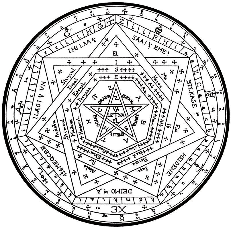 Sigil of Ameth